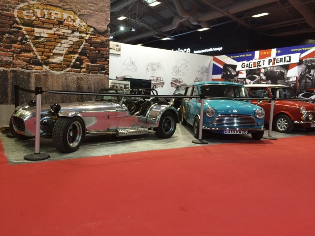Retromobile Garage Perrin